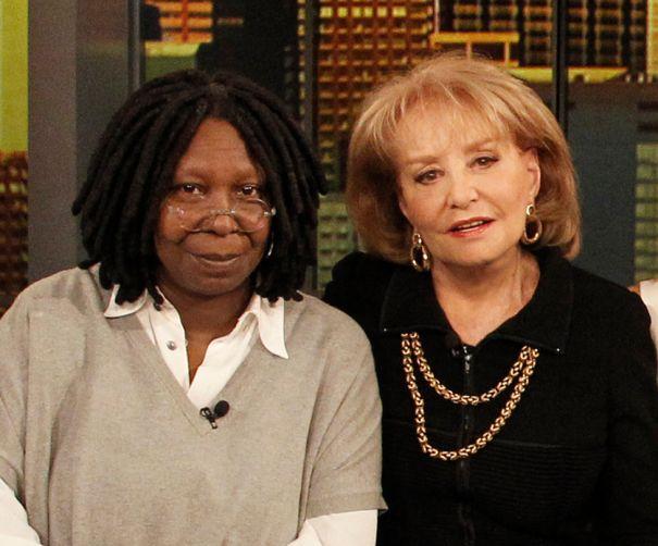 Whoopi Goldberg vs. Barbara Walters