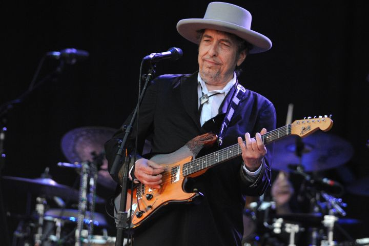 Bob Dylan- FRED TANNEAU/AFP/GettyImages