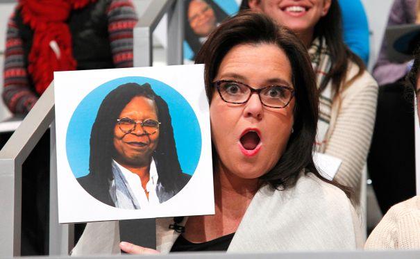 Rosie O'Donnell vs. Whoopi Goldberg