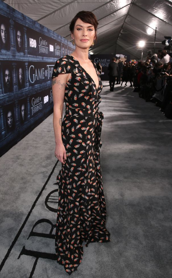Lena Headey claps back at trolls criticising her over not wearing makeup