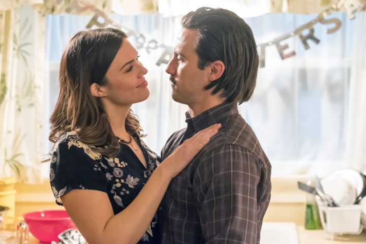 Mandy Moore and Milo Ventimiglia. Photo: IMDB
