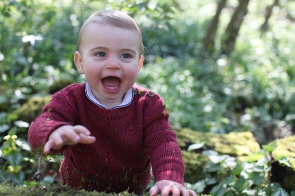 Prince Louis Turns 1!