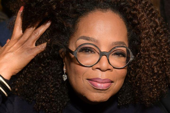 Oprah Winfrey - Swan Gallet/WWD/REX/Shutterstock