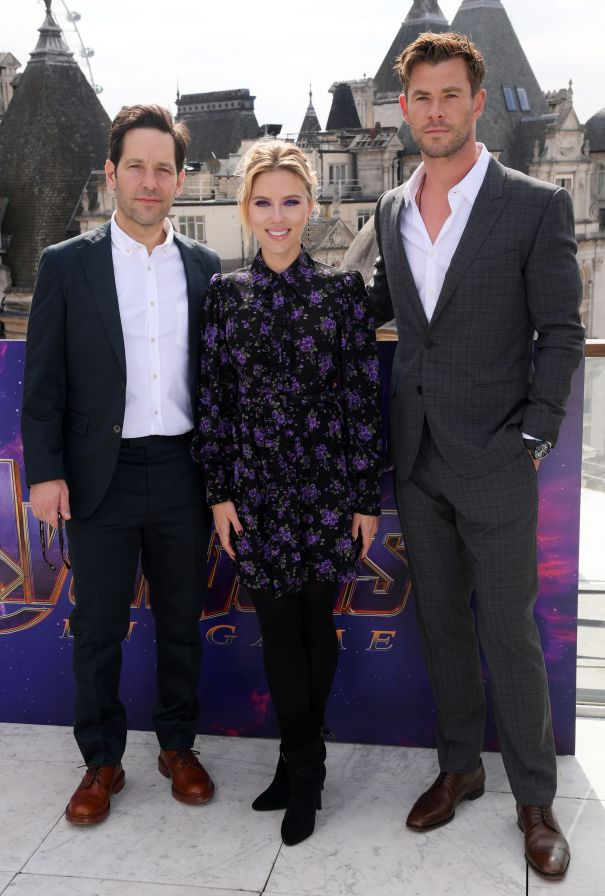 Photocall In London