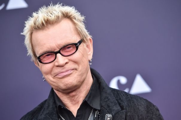 Billy Idol Almost Appeared In 'Terminator 2'