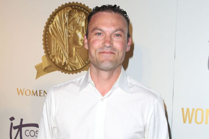 "Former ""Beverly Hills, 90210"" star Brian Austin Green"