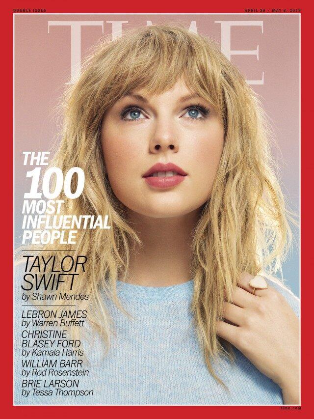Taylor Swift. Photo: Pari Dukovic/TIME