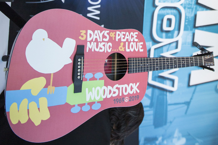 Tickets for Woodstock 50, which is set to take place in August, have been postponed.