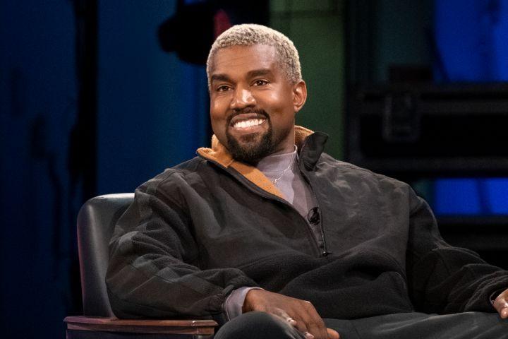 Kanye West. Photo: Tyler Golden/Netflix