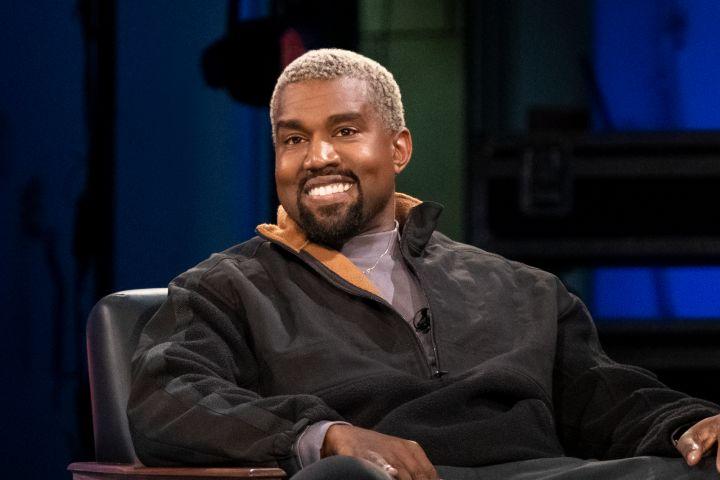 Kanye West. Photo: Netflix