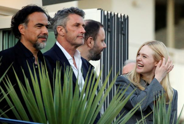 Cannes Jury Dinner