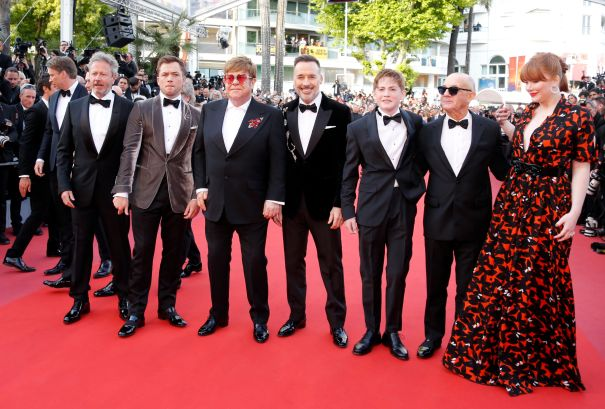 'Rocketman' Cast At Cannes