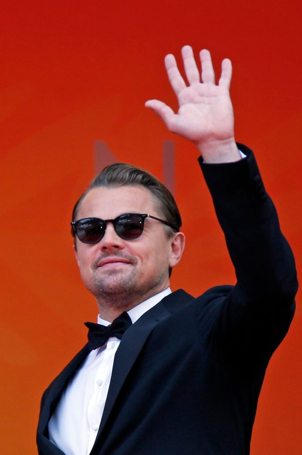 Leo Brings Climate Change Doc To Cannes