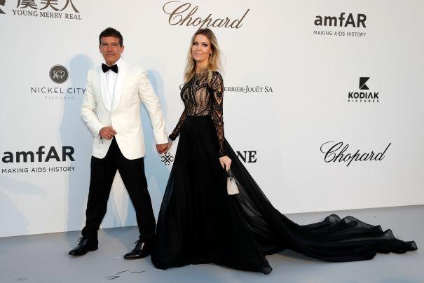 Antonio Banderas + Nicole Kimpel