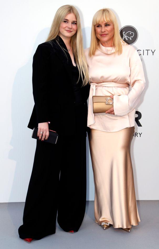 Patricia Arquette + Harlow Olivia Calliope Jane