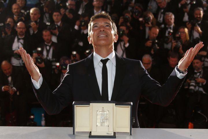 Antonio Banderas - REUTERS/Regis Duvignau