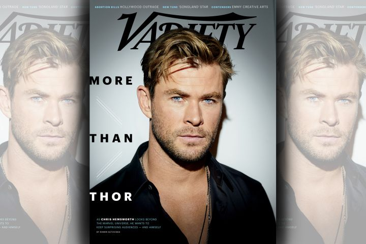 Chris Hemsworth. Photo: Variety