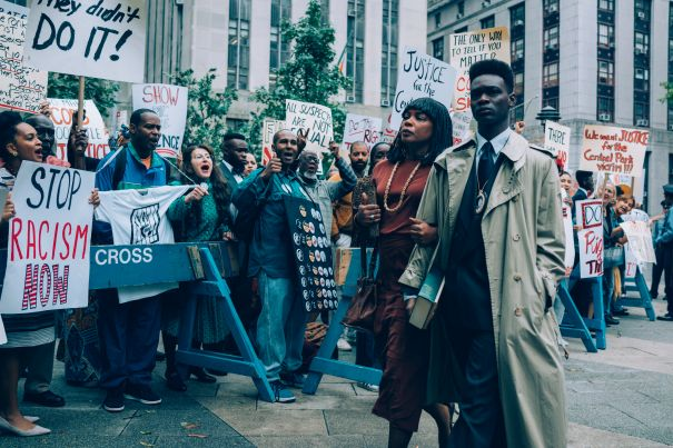 'When They See Us' - series premiere