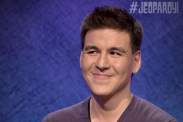 James Holzhauer. Photo: Jeopardy!/Twitter