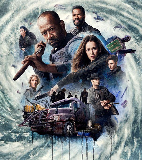 'Fear the Walking Dead' - season premiere
