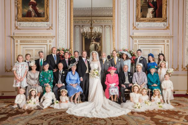 Lady Gabriella Windsor And Thomas Kingston Tie The Knot