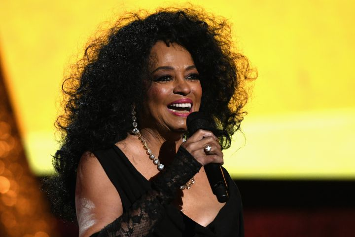 Diana Ross. Photo: Michael Kovac/Getty Images for The Recording Academy