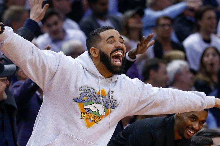 Drake. Photo: Rick Madonik/Toronto Star via Getty Images