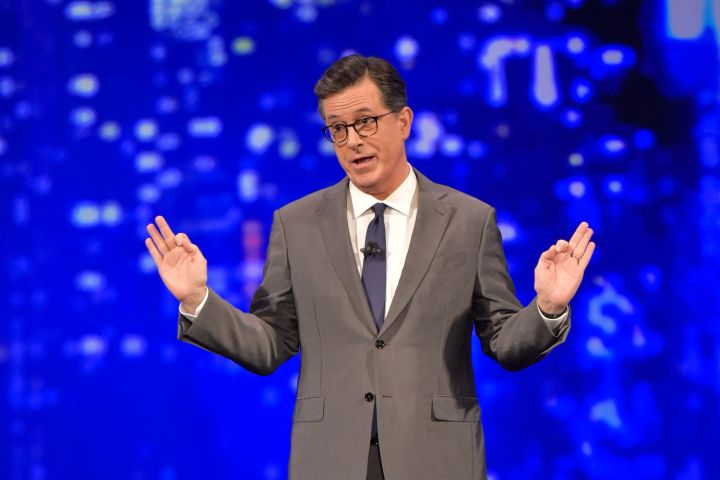 Stephen  Colbert - Jeffrey R. Staab/CBS via Getty Images