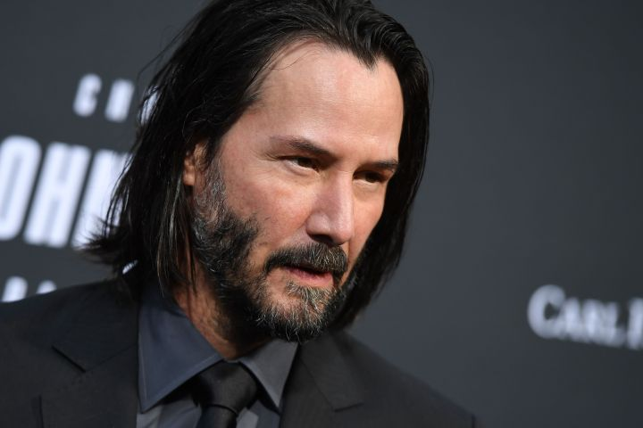 Keanu Reeves. Photo: ROBYN BECK/AFP/Getty Images