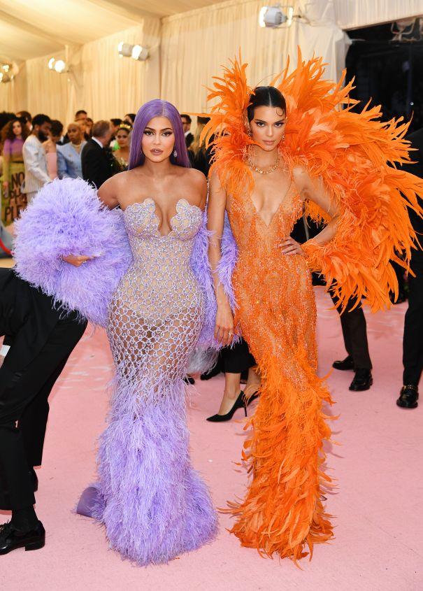 Kylie Jenner + Kendall Jenner