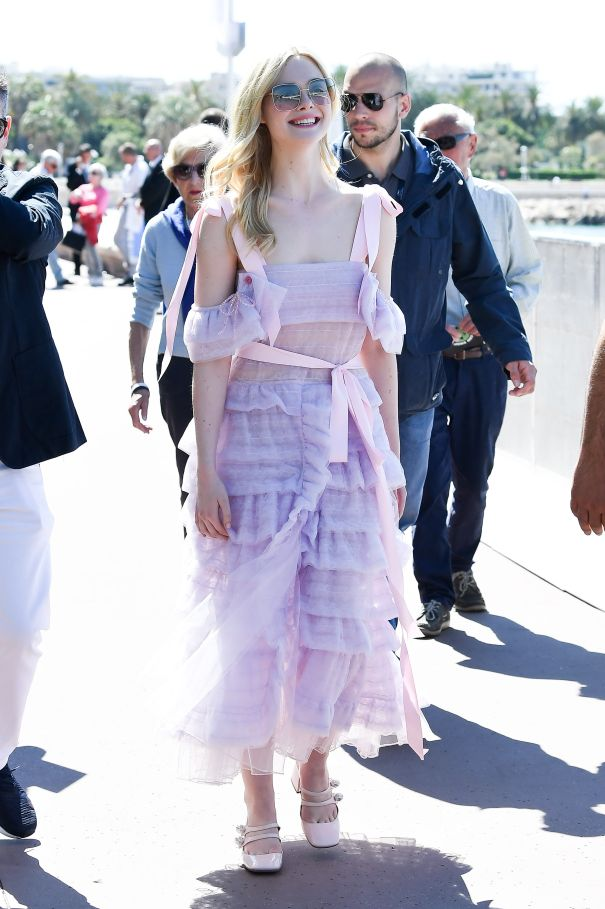 2019: Stepping Out At Cannes