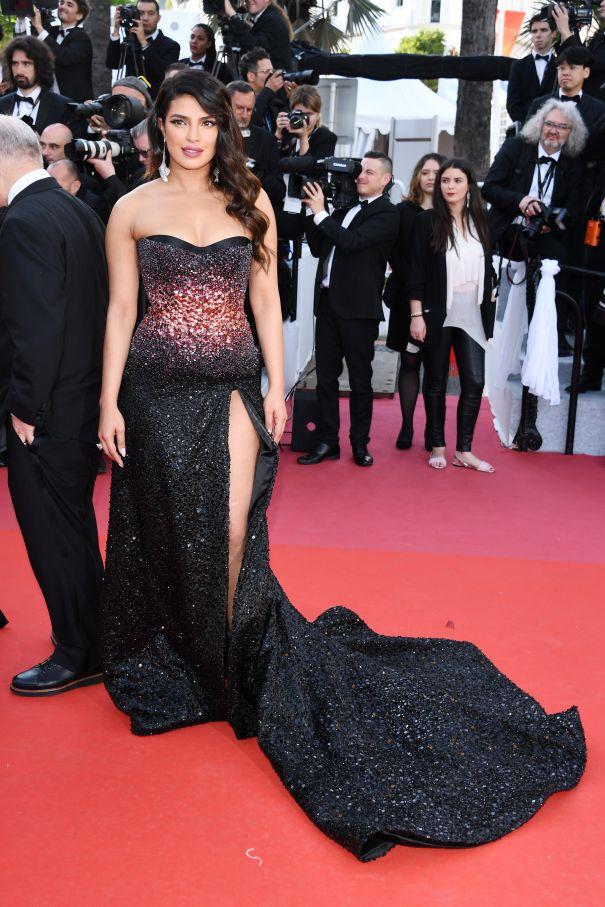 Priyanka Chopra Is A Glitter Goddess