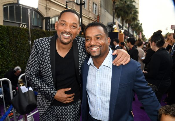 The Fresh Prince And Carlton Reunite