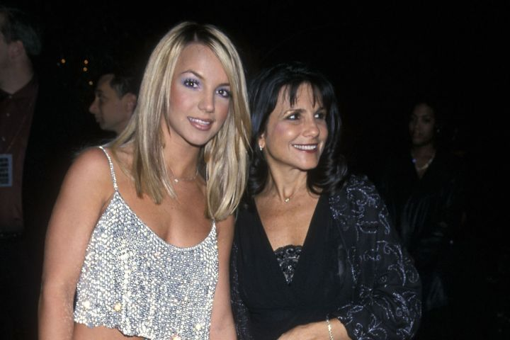 Britney Spears and mother Lynne Spears. Photo: Ron Galella, Ltd./WireImage