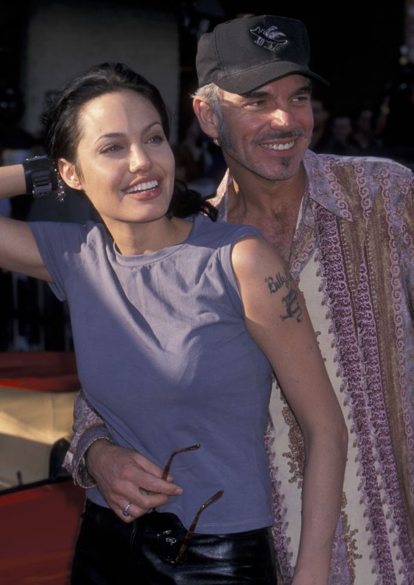 Angelina Jolie + Billy Bob Thornton