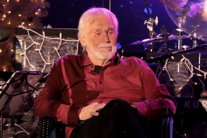 Kenny Rogers - Getty Images