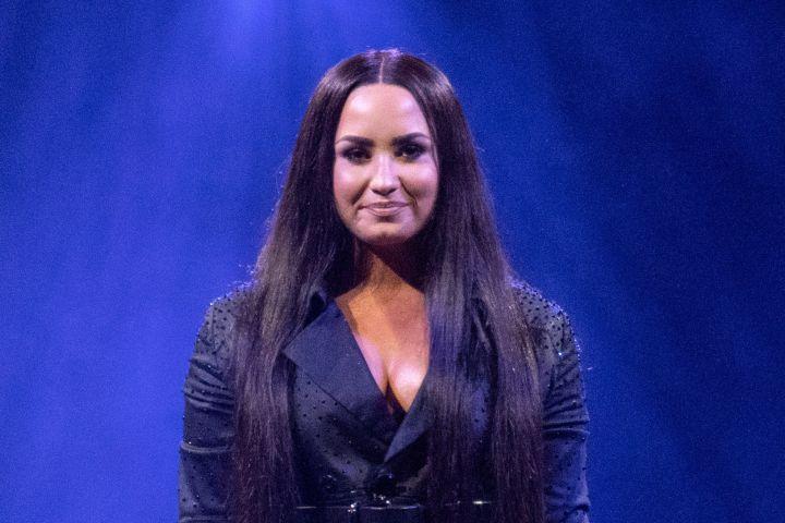 Demi Lovato - Roberto Ricciuti/Redferns