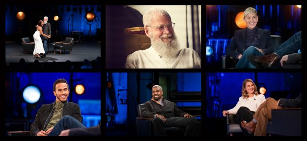 'My Next Guest Needs No Introduction with David Letterman' - season premiere
