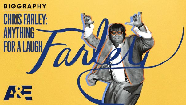 Chris Farley: Anything for a Laugh'