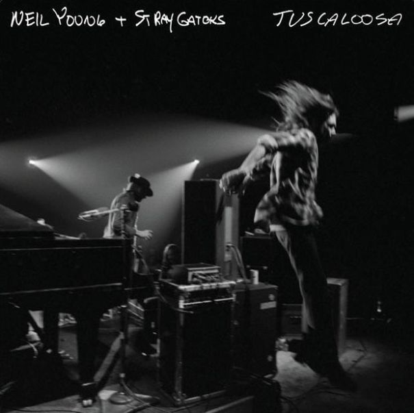 Neil Young and Stray Gators