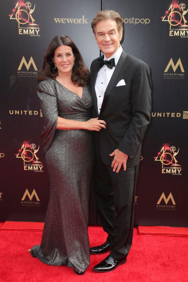 Lisa Oz And Dr. Oz