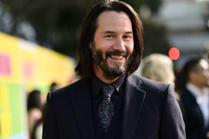 Keanu Reeves - Rob Latour/Variety/REX/Shutterstock