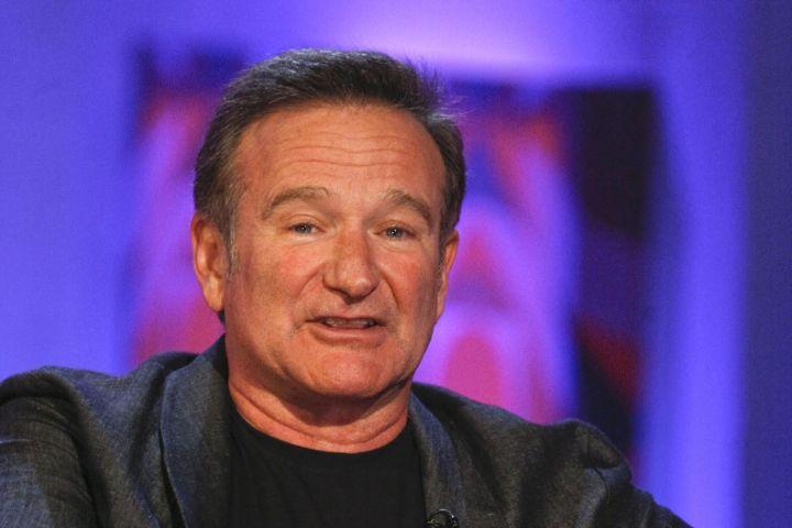 Robin Williams. Photo: Brian J Ritchie/Hot Sauce/REX/Shutterstock