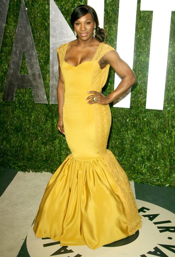 2012: Vanity Fair Oscar Party