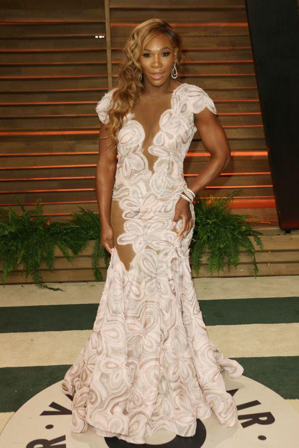 2014: Vanity Fair Oscar Party