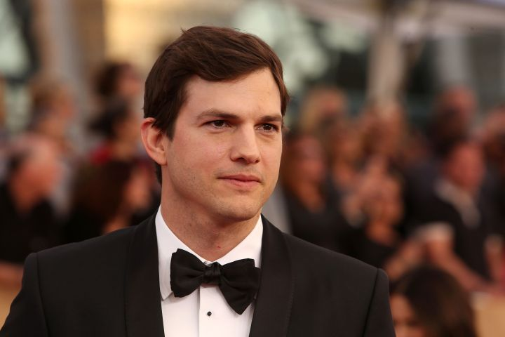 Mandatory Credit: Photo by Mediapunch/REX/Shutterstock (8137814dz) Ashton Kutcher The 23rd Annual Screen Actors Guild Awards, Arrivals, Los Angeles, USA - 29 Jan 2017