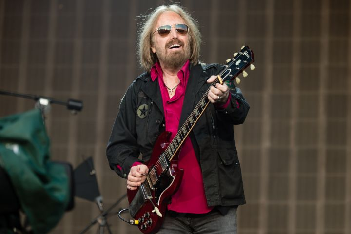 Tom Petty - Richard Isaac/REX/Shutterstock