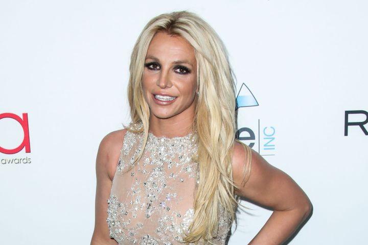 Britney Spears - Jim Smeal/REX/Shutterstock