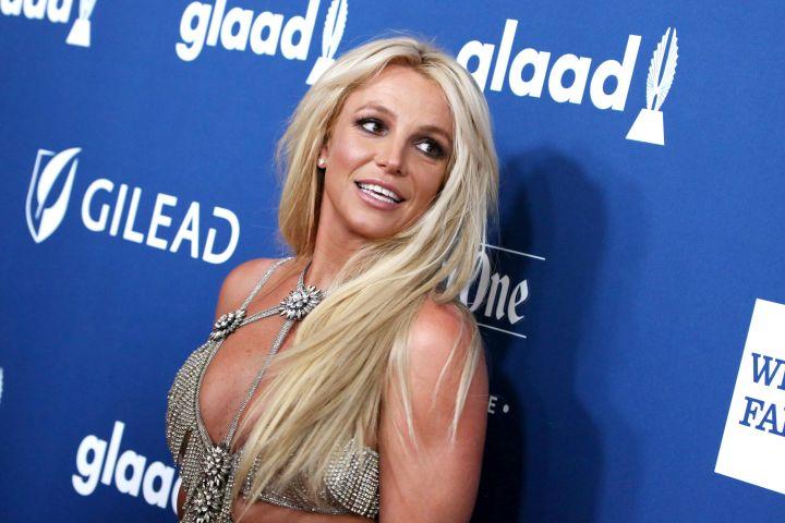Britney Spears. Photo: Matt Baron/REX/Shutterstock
