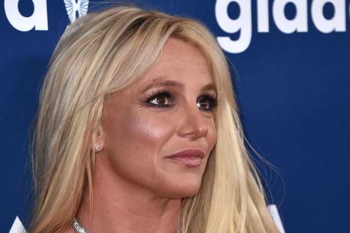 Britney Spears. Photo: Stewart Cook/REX/Shutterstock